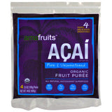 AMAFRUITS ACAI PURE & UNSWEETENED - FROZEN FRUIT