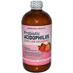 PROBIOTIC ACIDOPHILUS STRAWBERRY