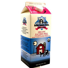 AMISH COUNTRY FARM 1% REDUCED FAT MILK