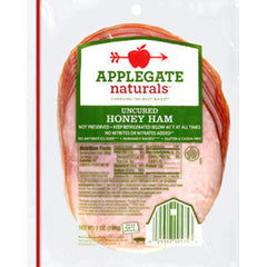 APPLEGATE NATURAL UNCURED HONEY HAM