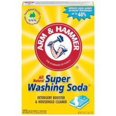 ARM & HAMMER WASHING SODA DETERGENT