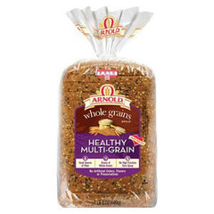 ARNOLD WHOLE GRAIN HEALTHY MULTIGRAIN BREAD