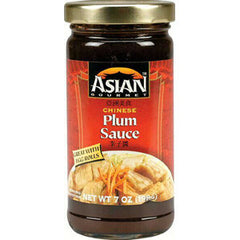 ASIAN GOURMET CHINESE PLUM SAUCE