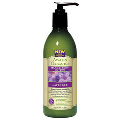 AVALON ORGANIC ROSEMARY LOTION