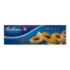 BAHLSEN BLUEBERRY DELOBA - BISCUITS