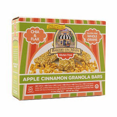 BAKERY ON MAIN GLUTEN FREE APPLE CINNAMON GRANOLA BARS