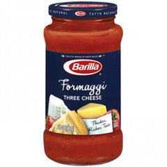 BARILLA THREE CHEESE PASTA SAUCE