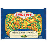 BIRDS EYE MIXED VEGETABLE CLASS POLY