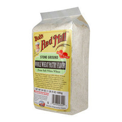 BOB'S RED MILL STONE GROUND WHOLE WHEAT PASTRY FLOUR