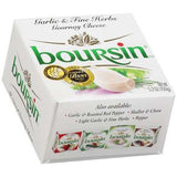 BOURSIN  GOURNAY CHEESE