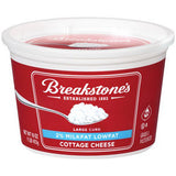 BREAKSTONE 2% LARGE CURD COTTAGE CHEESE