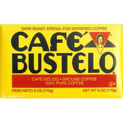 BUSTELO ESPRESSO COFFEE BRICK PACK