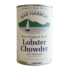 BAR HARBOR ALL NATURAL LOBSTER CHOWDER