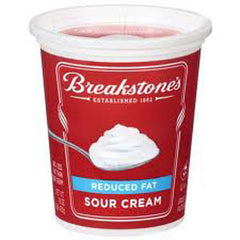 BREAKSTONE 1/3 LESS FAT FREE SOUR CREAM