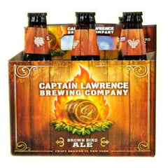 CAPTAIN LAWRENCE INDIA PALE ALE IPA BEER - 6 PACK - 12 FL OZ EACH BOTTLE