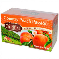 CELESTIAL SEASONING WILDBERRY ZINGER TEA CAFFEINE FREE