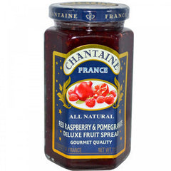CHANTAINE RASPBERRY & POMEGRANATE FRUIT SPREAD
