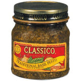 CLASSICO TRADITIONAL BASIL PESTO SAUCE AND SPREAD
