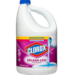 CLOROX SPLASH-LESS FRESH MEADOW BLEACH