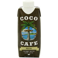 COCO CAFE MOCHA COCONUT WATER CAFE LATTE