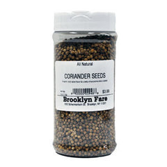 BROOKLYN FARE ALL NATURAL CORIANDER SEEDS