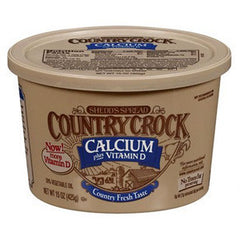 COUNTRY CROCK   WITH CALCIUM SHEDD'S SPREAD