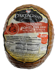 D'ARTAGNAN  UNCURED BONELESS HAM