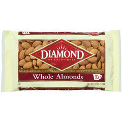 DIAMOND WHOLE ALMONDS
