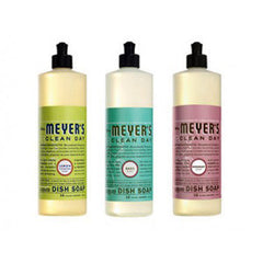 MRS MEYER'S LAVENDER DISH SOAP