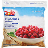 DOLE RED RASPBERRIES