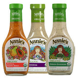 ANNIE'S ORGANIC GREEN GARLIC DRESSING