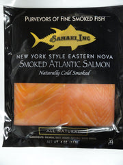 NEW YORK STYLE EASTERN NOVA SMOKED ATLANTIC SALMON
