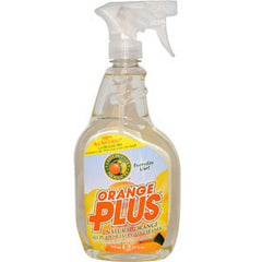EARTH FRIENDLY PRODUCTS ORANGE PLUS ALL PURPOSE   CLEANER
