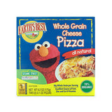 EARTH'S BEST 70% ORGANIC WHOLE GRAIN CHEESE PIZZA-SESAME STREET