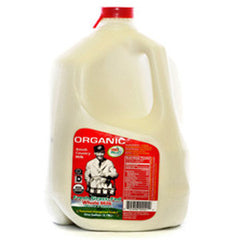 ECOMEAL ORGANIC WHOLE MILK - GRASS FED