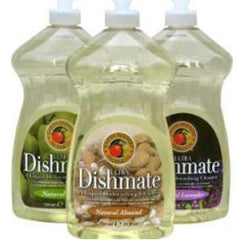 EARTH FRIENDLY NATURAL ALMOND ULTRA DISHMATE