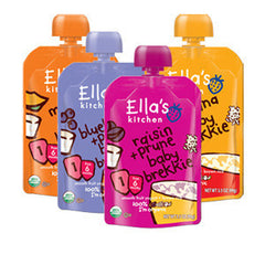 ELLAS KITCHEN ORGANIC STAGE 1 - CARROTS APPLES + PARSNIPS