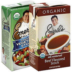 EMERIL'S ORGANIC BEEF FLAVOR STOCK