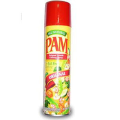 PAM FOR BAKING W FLOWER OIL