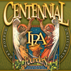 FOUNDERS CENTENNIAL INDIA PALE ALE - 12 PACK - 12 FL OZ CANS