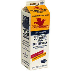 FRIENDSHIP BUTTERMILK LIGHT