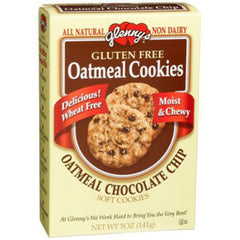 GLENNY'S GLUTEN FREE OATMEAL CHOCOLATE CHIP COOKIES