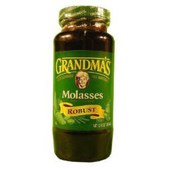 GRANDMA'S ROBUST MOLASSES ALL NATURAL UNSULPHURED