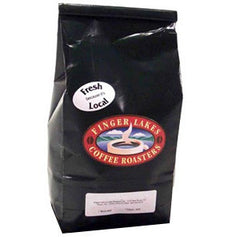 FINGER LAKES COFFEE ROASTERS HOLIDAY SPICE COFFEE - WHOLE BEANS