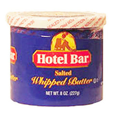 HOTEL BAR WHIPPED SALTED BUTTER