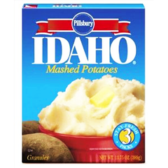 IDAHO MASHED POTATO GRANULES