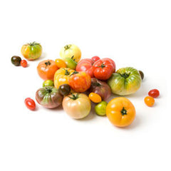 HEIRLOOM TOMATOES FROM MEXICO