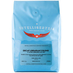 INTELLIGENTSIA DECAF LIBRARIAN'S BLEND COFFEE - WHOLE BEANS