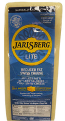 JARLSBERG IMPORTED LIGHT SWISS CHEESE