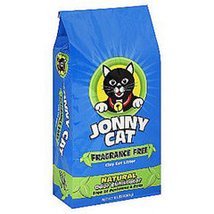 JONNY CAT LITTLER FRAGRANCE FREE NATURAL ODOR ELIMINATOR